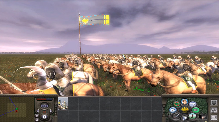 Reiters Medieval 2: Total War Unit