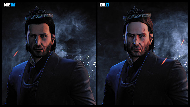 Face Retexture Project Mod for Payday 2