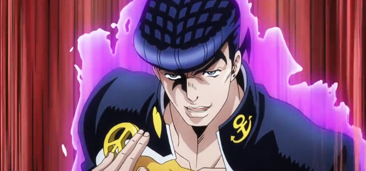 JoJo Diamond is Unbreakable Anime Screenshot