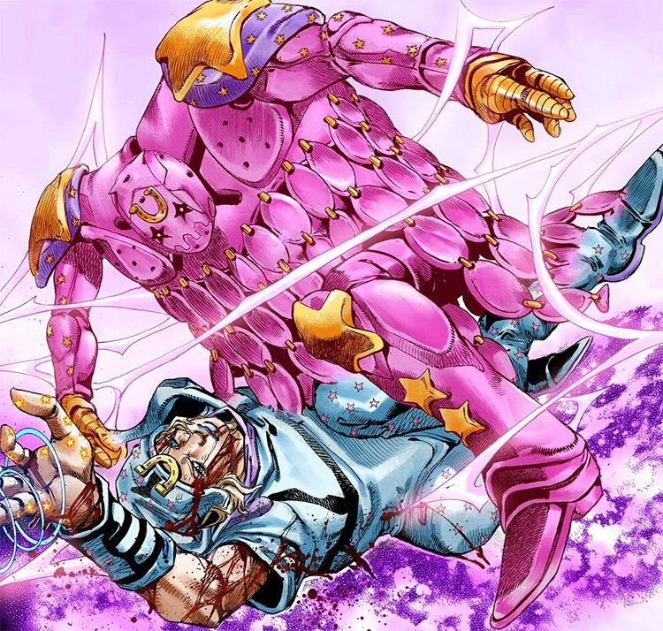 Part 7: Steel Ball Run in JoJo