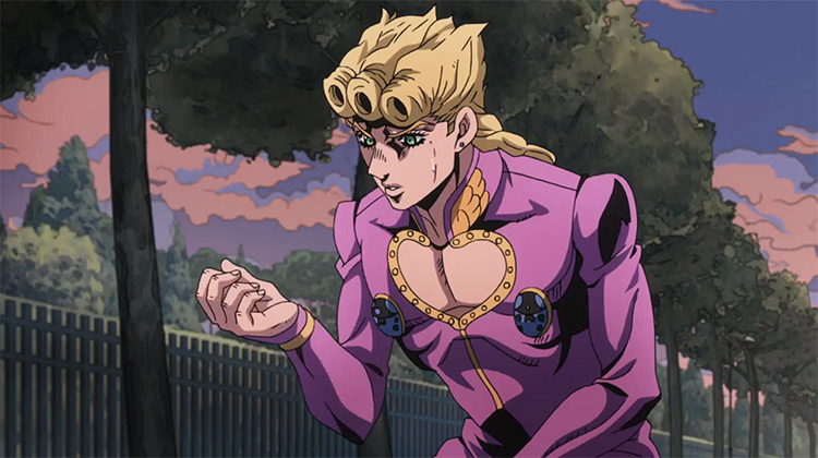 Part 5: Golden Wind in JoJo