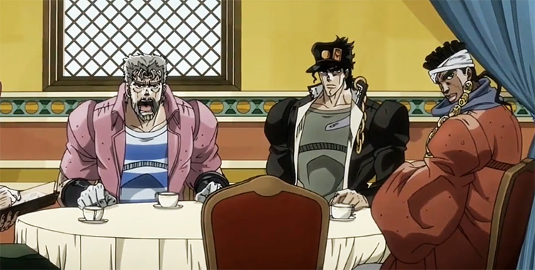 Part 3: Stardust Crusaders in JoJo