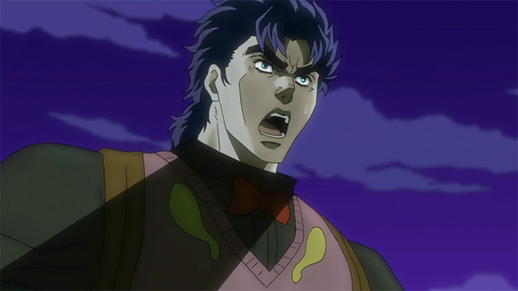 Part 1: Phantom Blood in JoJo