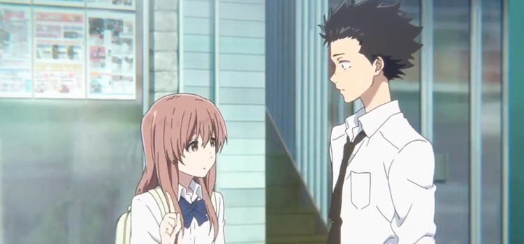 A Silent Voice - Anime Screenshot