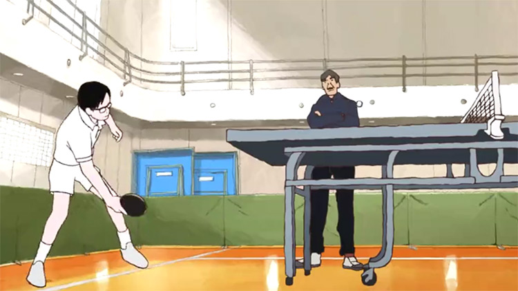 Ping Pong the Animation anime
