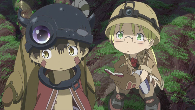 Made in Abyss anime