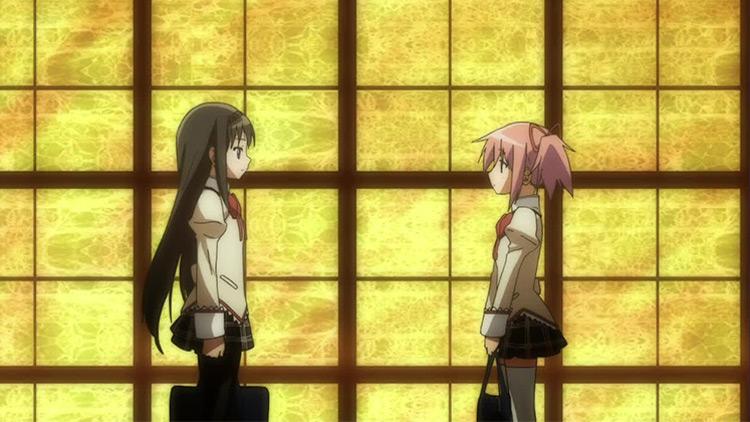 Mahou Shoujo Madoka★Magica (Puella Magi Madoka Magica) anime