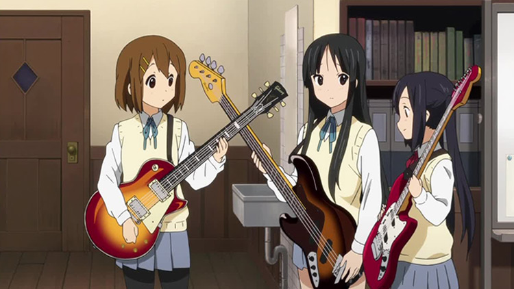 K-On! anime screenshot