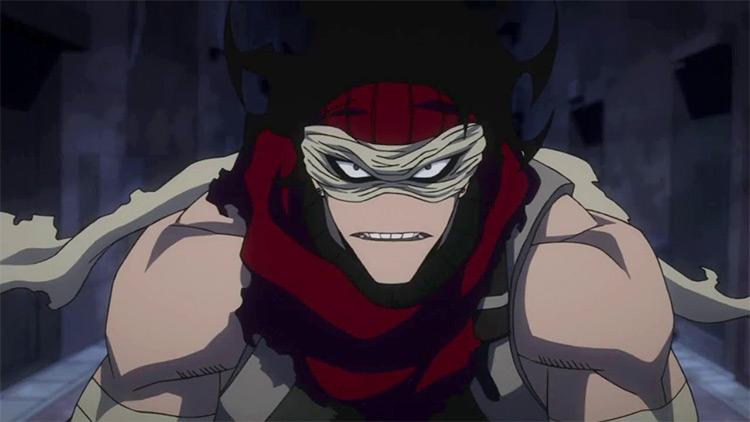 Stain My Hero Academia anime