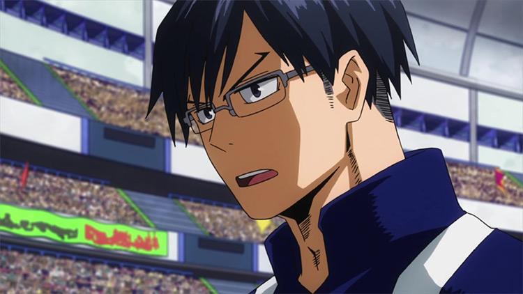 Tenya Iida from My Hero Academia anime