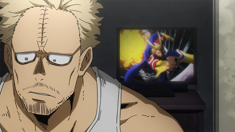 Twice My Hero Academia anime screenshot