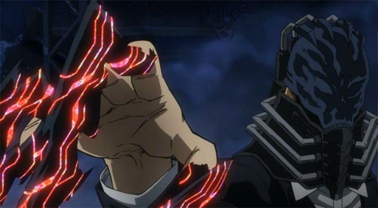 All for One (So Far) My Hero Academia anime