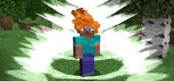 Dragon Ball Super Block - Minecraft Mod Preview