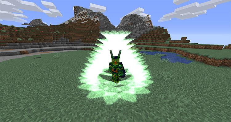 Dragon Block Super Minecraft Mod