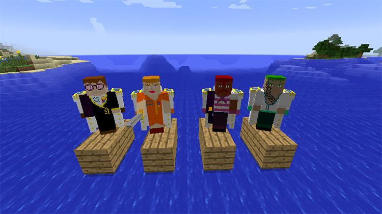 Mine Mine no Mi Mod for Minecraft