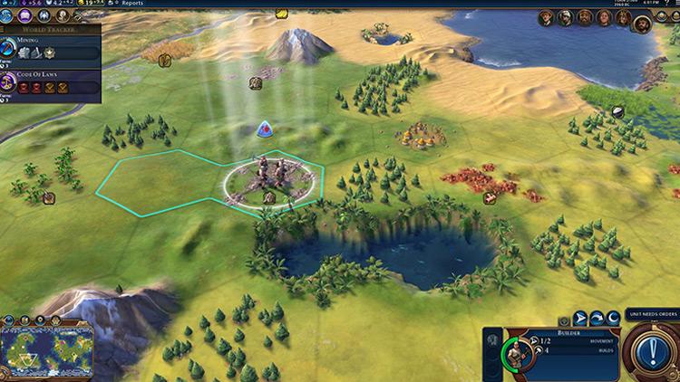 Sukritact's Tonle Sap Civilization 6 Mod