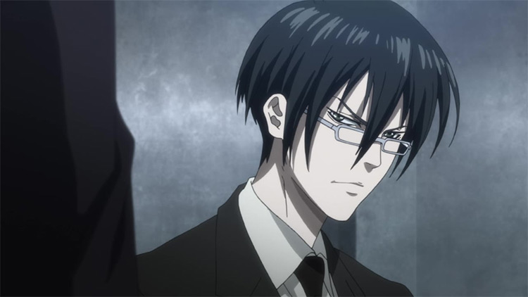 Nobuchika Ginoza from Psycho-Pass anime