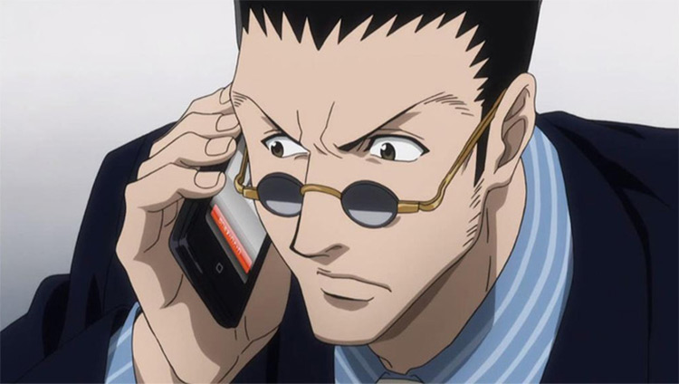 Leorio Paladiknight from Hunter x Hunter (2011)