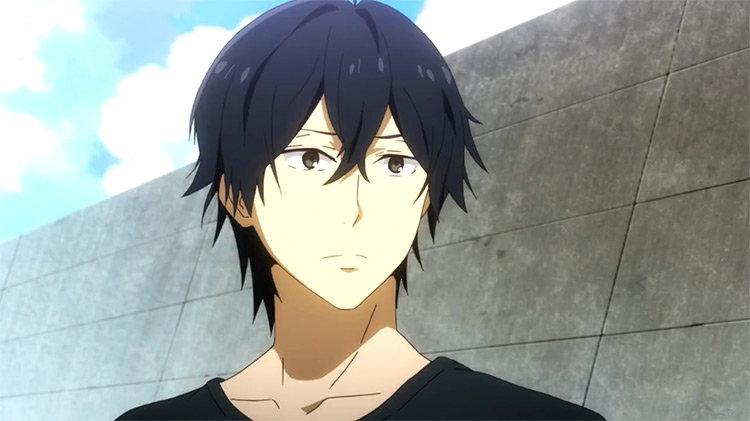 Sei Handa in Barakamon anime