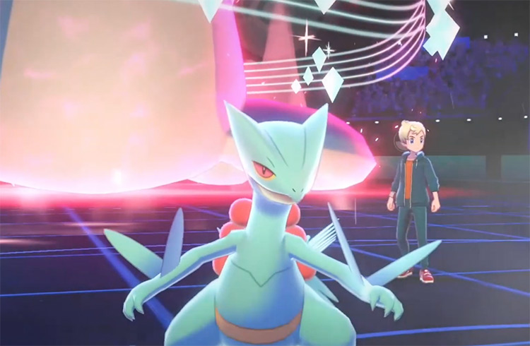 Unburden Pokémon Sword & Shield screenshot