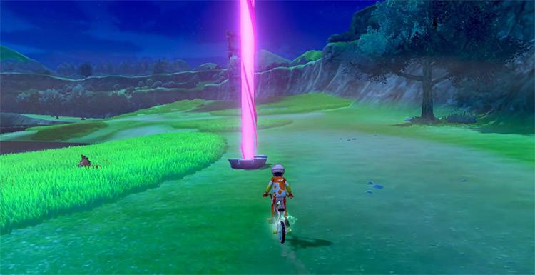 Protean Pokémon Sword & Shield screenshot