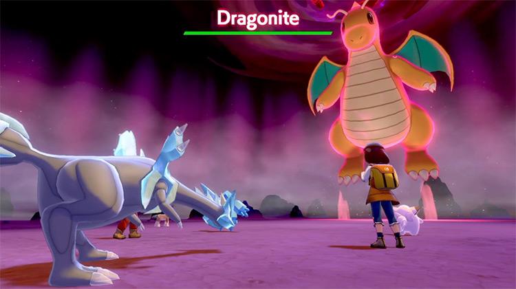 Multiscale Pokémon SWSH screenshot