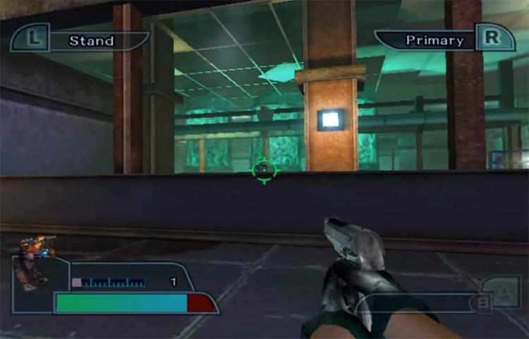Geist gameplay screenshot