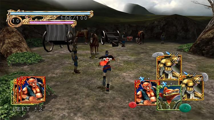 Lost Kingdoms 2 GameCube screenshot
