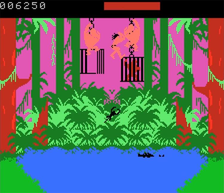 Tarzan gameplay screenshot