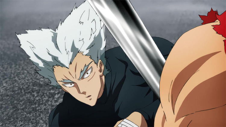 Garou from One Punch Man (Second Season)