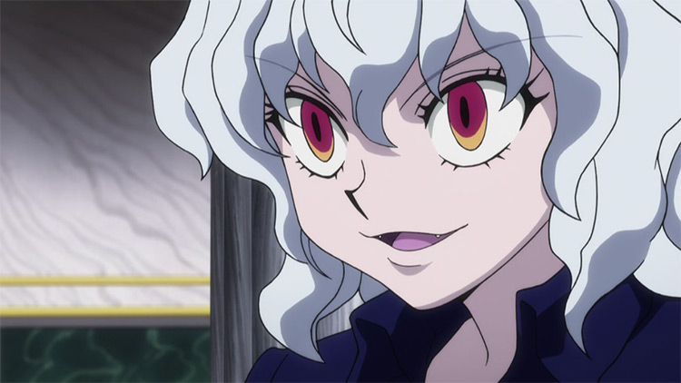 Neferpitou from Hunter x Hunter (2011)
