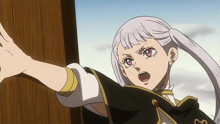 Noelle Silva in Black Clover anime