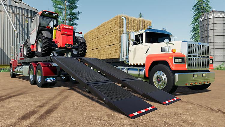 Ford LTL-9000 FS19 Truck Mod