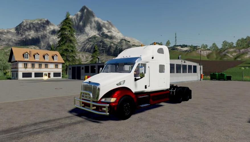 VStRuk PT-600 Truck for FS19