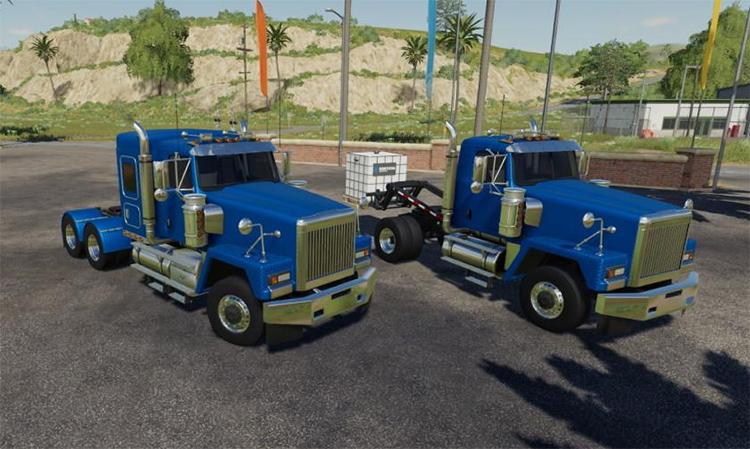 Hulk PlusPlus Truck Mod