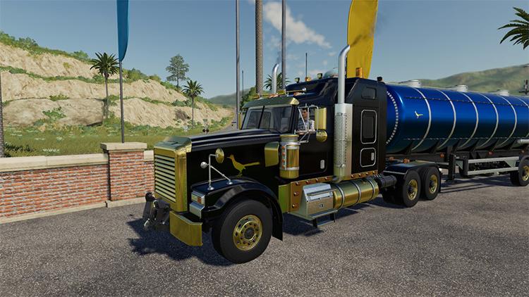 Roadrunner truck mod for FS19
