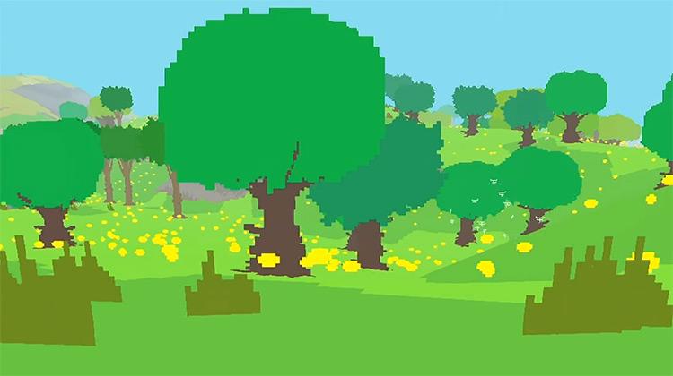 Proteus 2013 gameplay PS Vita screenshot