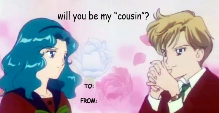 Will you be my --cousin-- meme