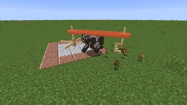 Hungry Animals mod for Minecraft