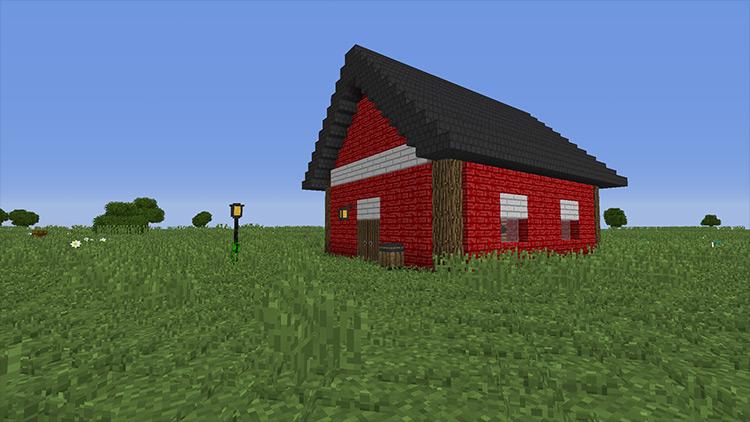 Rustic Minecraft mod screenshot