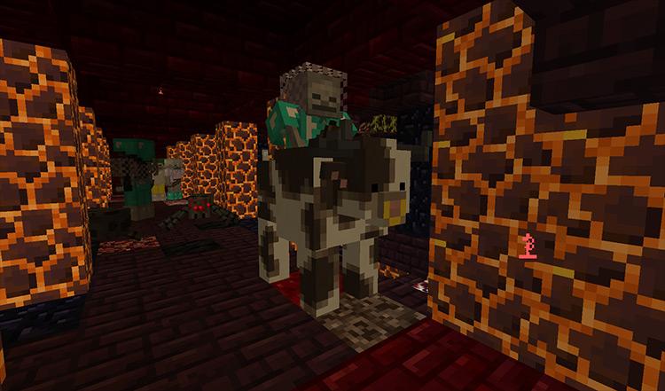 Farms, Friends & Fiends Minecraft mod