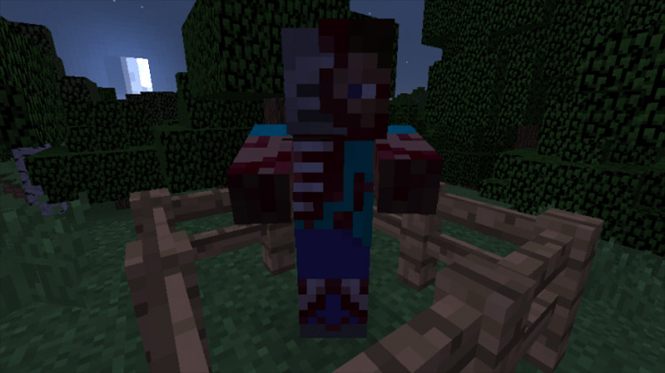ReZombies Minecraft mod screenshot