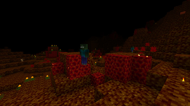 More Zombies Minecraft mod