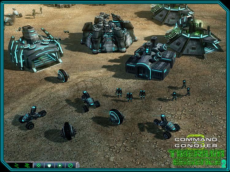 Tiberium Essence mod for Command & Conquer 3