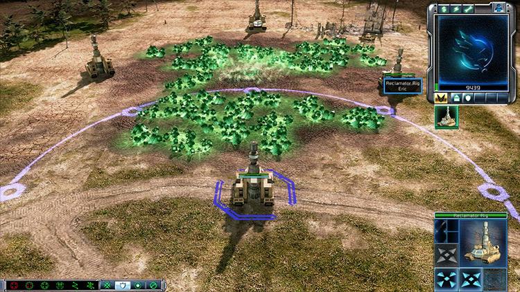 Tiberium Secrets Command & Conquer 3 mod