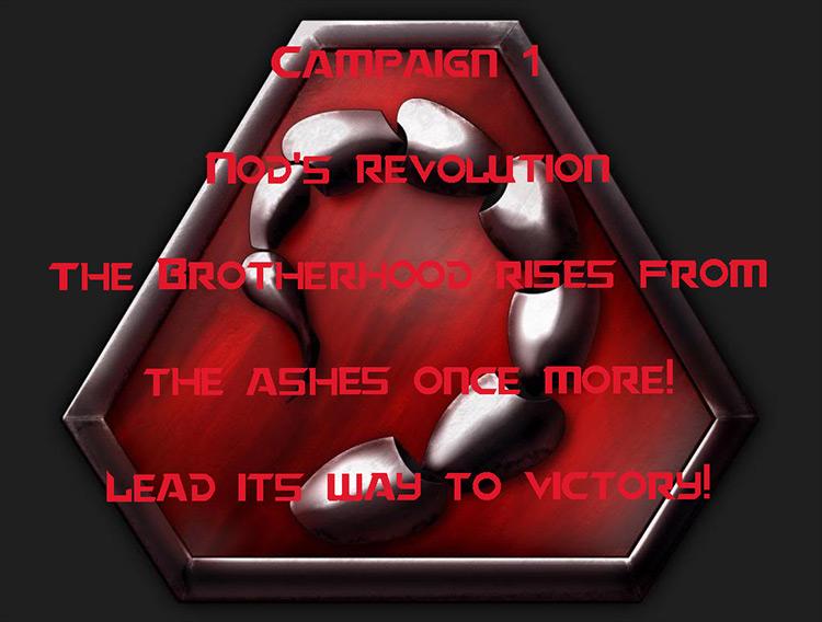Nod's Revolution Command & Conquer 3: Tiberium Wars mod