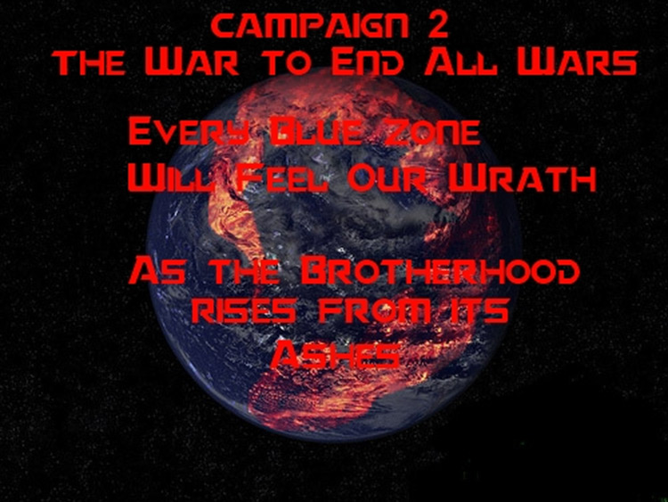 The War to End all Wars Command & Conquer 3 mod