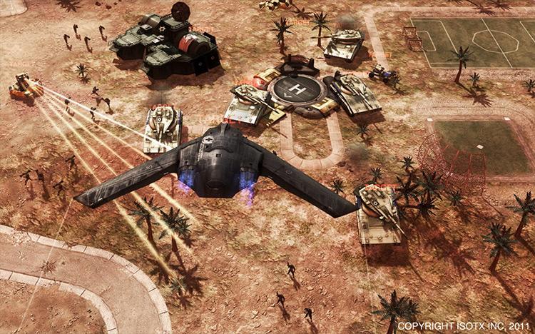 MidEast Crisis 2 Command & Conquer 3: Tiberium Wars mod