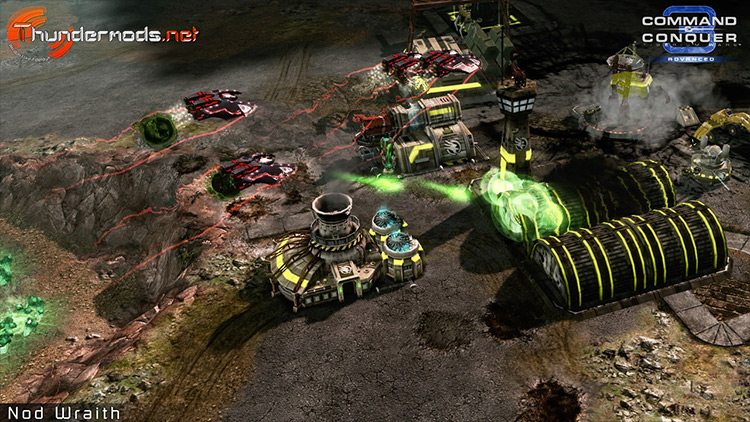 Tiberium Wars Advanced Command & Conquer 3 mod