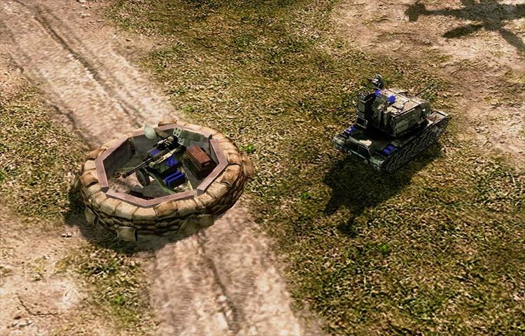 Alternate Warfare Command & Conquer 3: Tiberium Wars mod